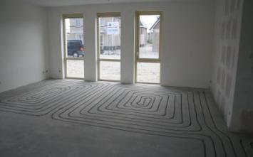 Vloerverwarming tiel.nl -